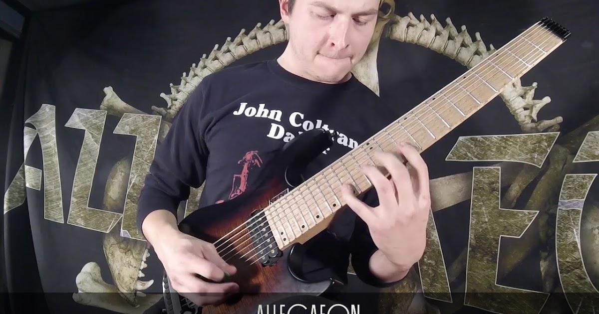 Allegaeon - CincyMusic
