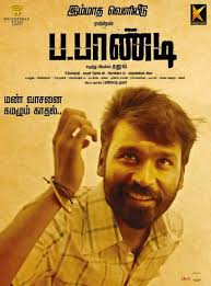 Power Paandi (2017) Hindi Dubbed HDRip | 720p | 480p