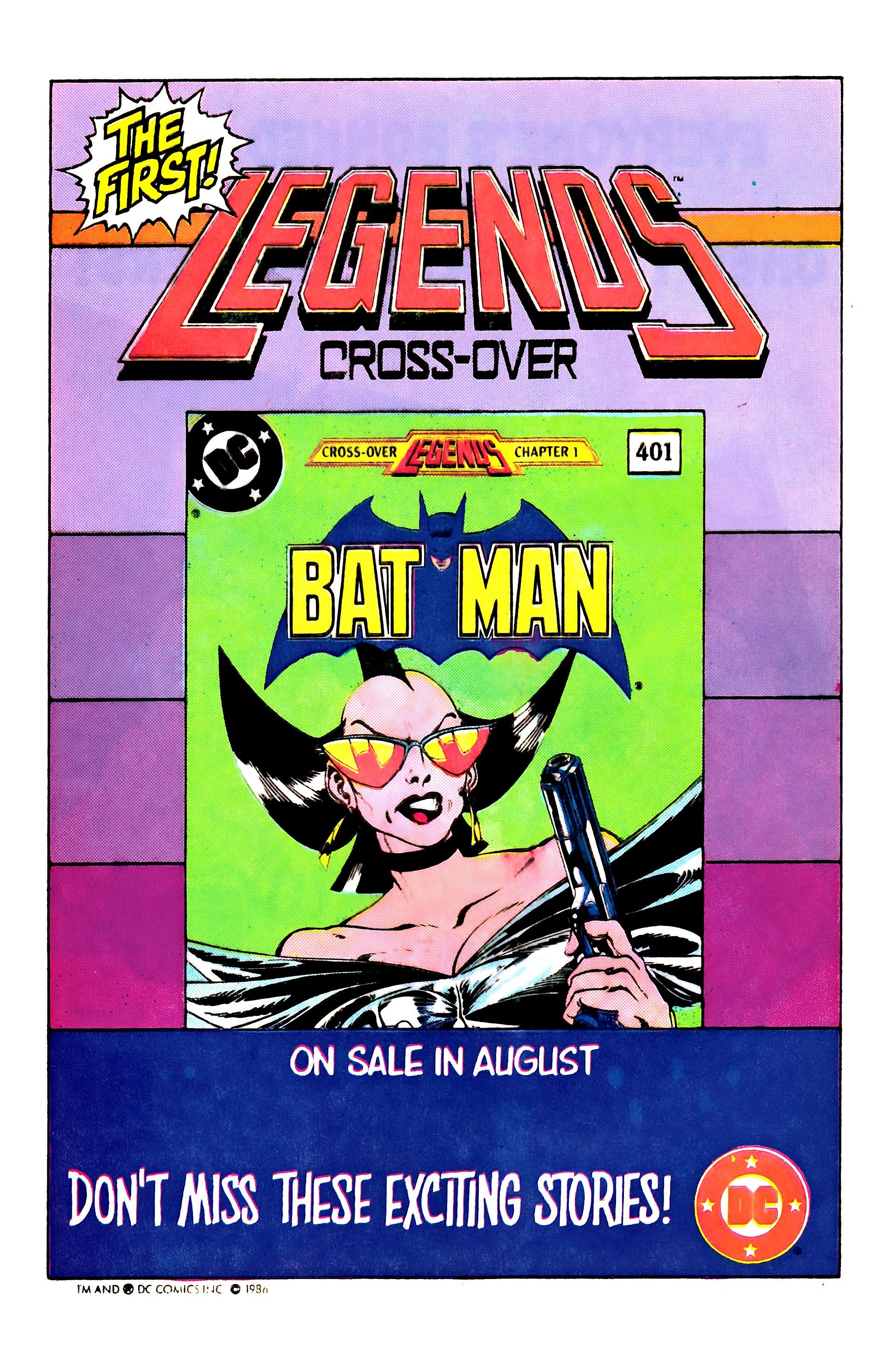 Read online Secret Origins (1986) comic -  Issue #7 - 8