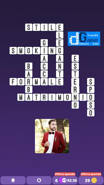 Soluzioni One Clue Crossword livello 26 schemi 15 (Cruciverba illustrato)  | Parole e foto