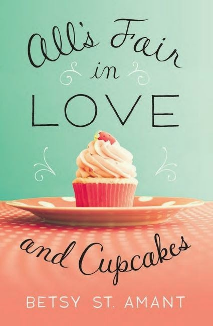 All's Fair in Love and Cupcakes cover