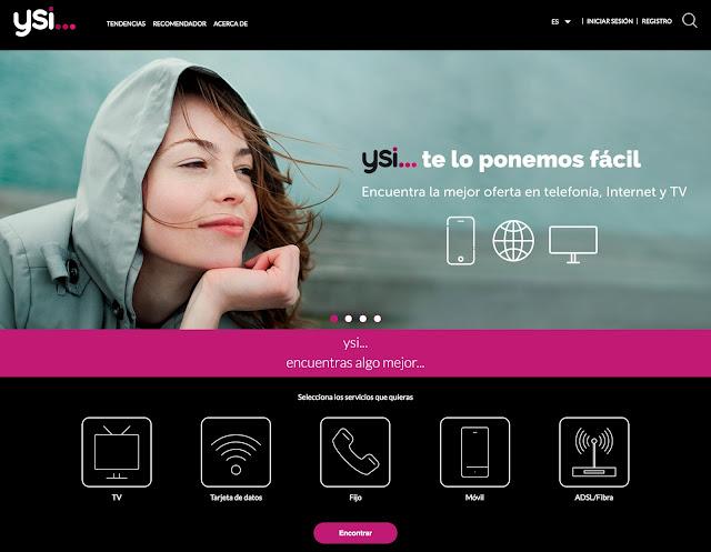 #LANZAMIENTO: ysi… el primer servicio de asesoramiento al consumidor para el mercado de las telecomunicaciones llega a España