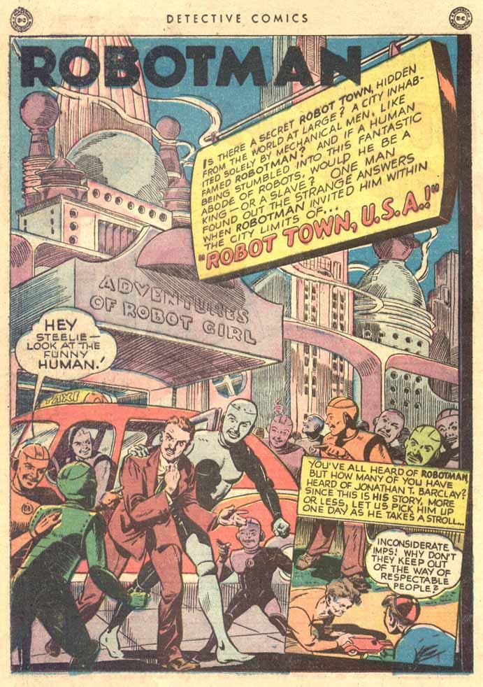 Read online Detective Comics (1937) comic -  Issue #147 - 27