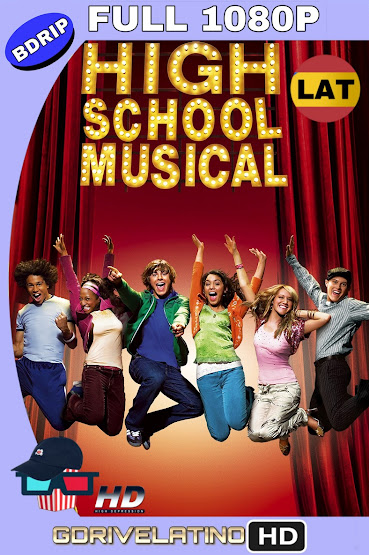 High School Musical (2006) BDRip 1080p Latino-Ingles mkv