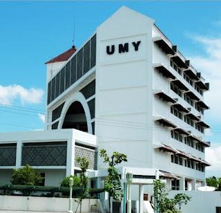 Lowongan Kerja Temporary Staff  Batch I 2018 UMY