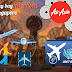 Vé máy bay Air Asia đi Singapore giá rẻ