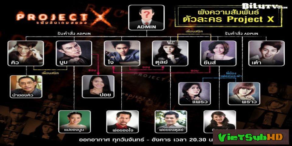 Phim Project X - Trò Chơi Kinh Hoàng Tập 12 VietSub HD | Newsplus Online 2016