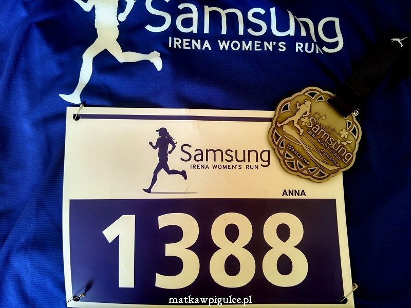Samsung Irena Women's Run 2016, bieganie dla początkujących