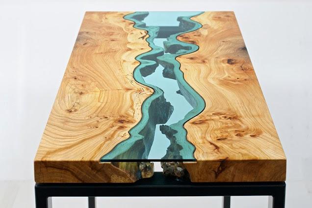 Novi dizajn stolova za vas dom!