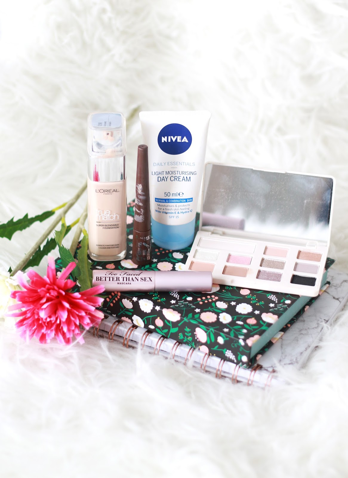 disappointing products, nivea, too faced, rimmel, beauty, makeup, forever september, beauty blogger, lifestyle blogger