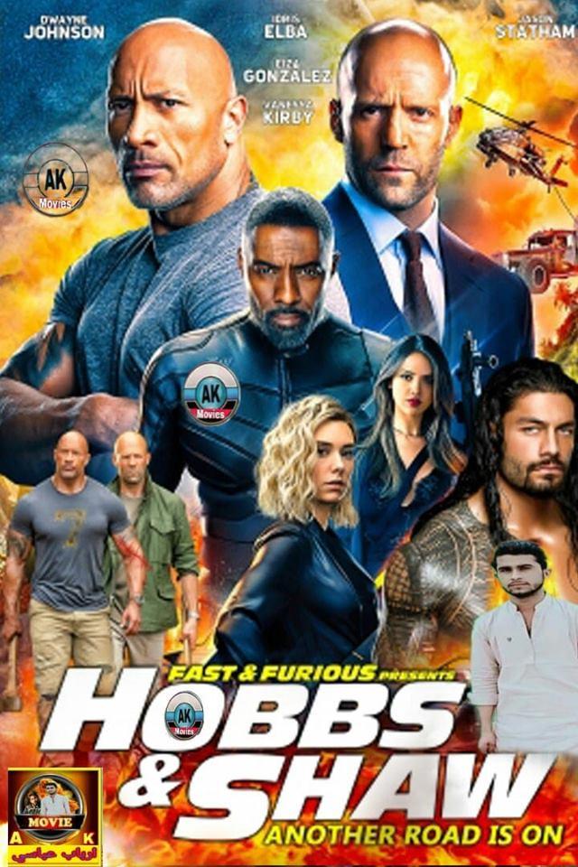 Fast & Furious Hobbs & Shaw (2019) Dual Audio Hindi 720p BluRay ESubs