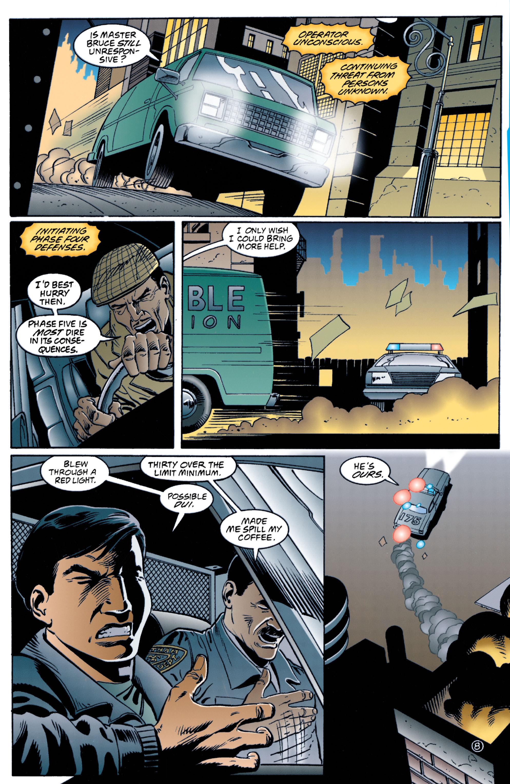Detective Comics (1937) 718 Page 8