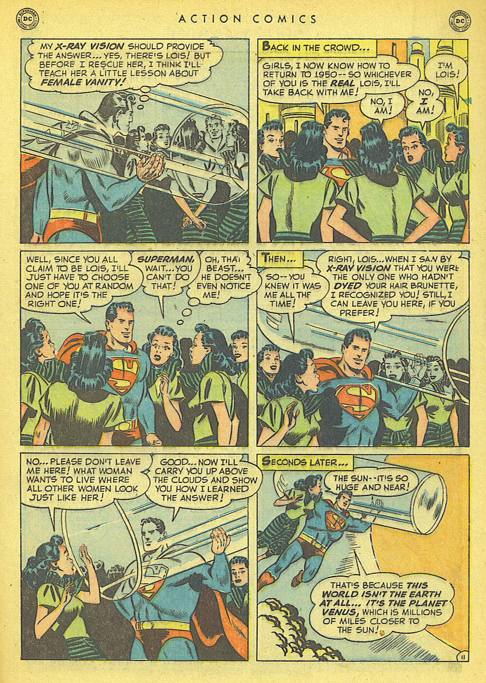 Read online Action Comics (1938) comic -  Issue #152 - 13