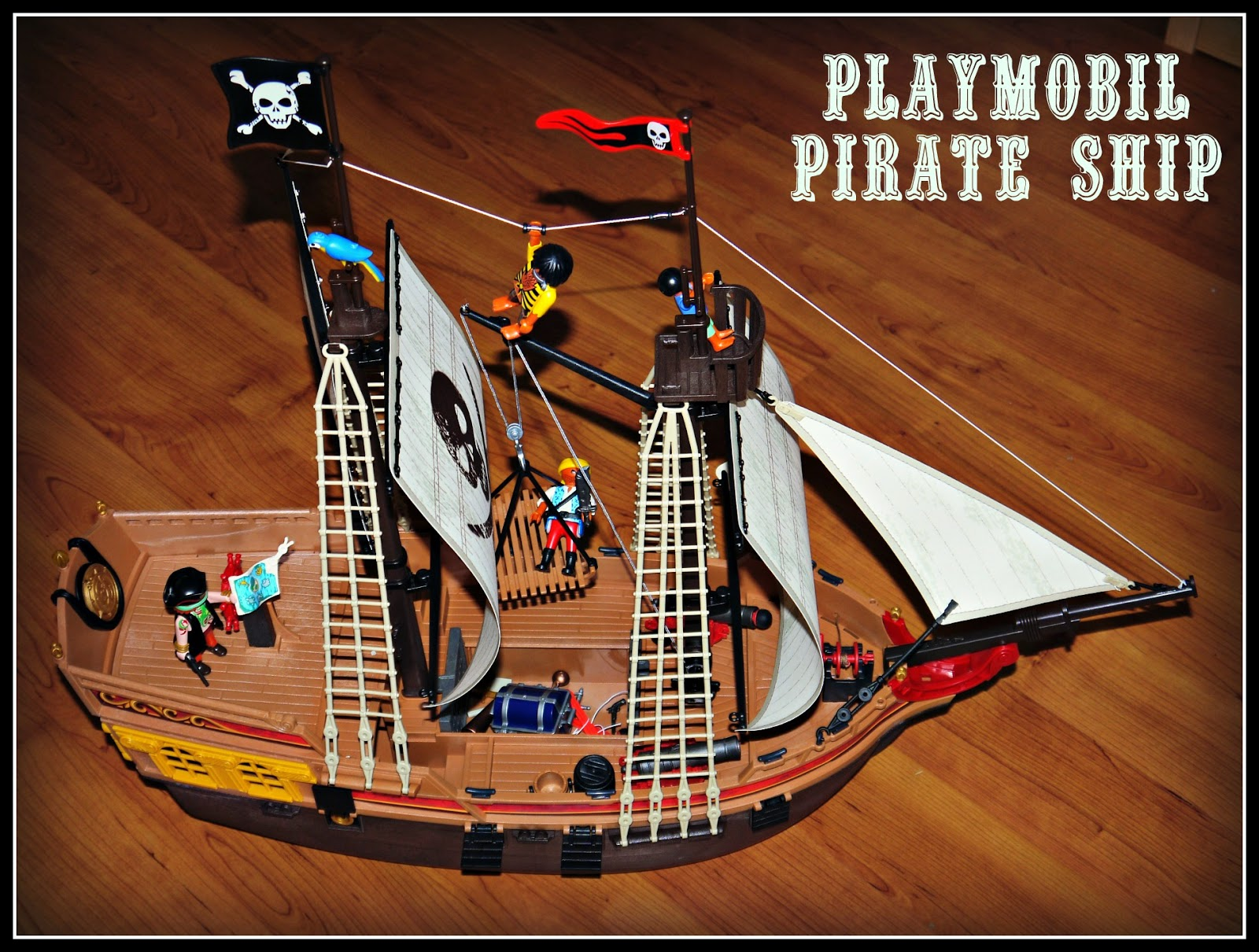 Playmobil, pirates