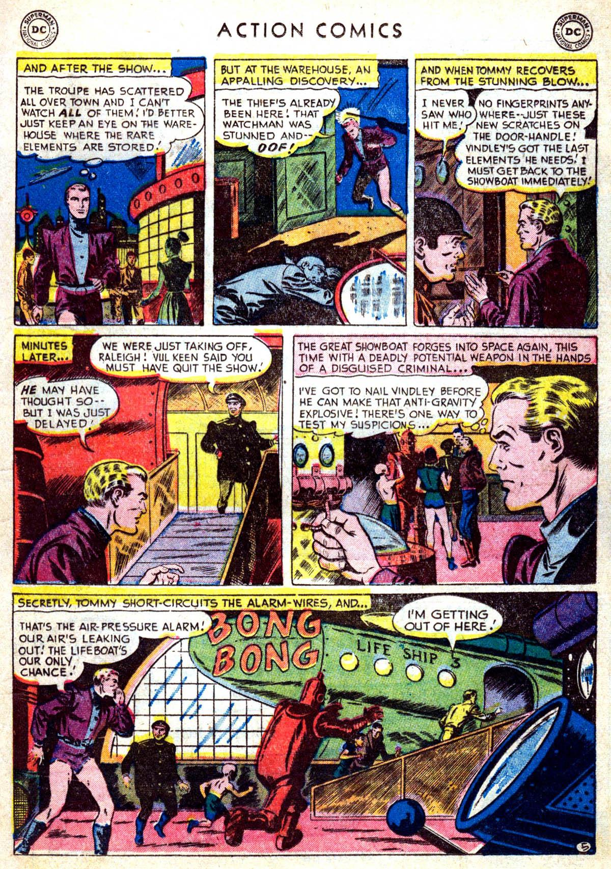 Action Comics (1938) 183 Page 28