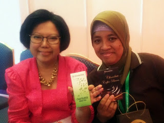 Cokelat Chocofortuna Chef Sisca Soewitomo coklat greentea