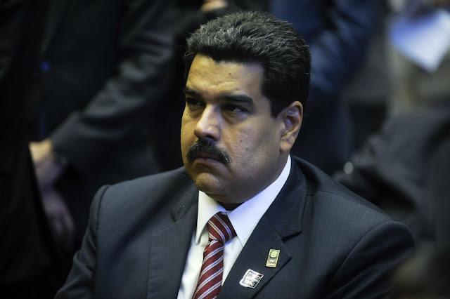 """Maduro ameaça pegar em armas caso """"revolução"""" seja derrubada"""