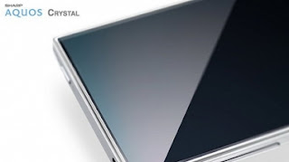 Sharp Aquos Crystal SH825Wi