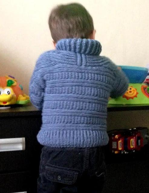 wzory sweterkow dla dzieci