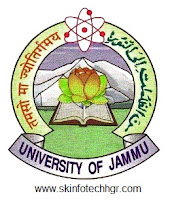 search image of jammu university