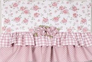 La signora delle idee mantovana con stoffe angelica home for Angelica home e country tende