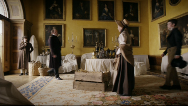Period Pieces And Portraiture West Wycombe Park