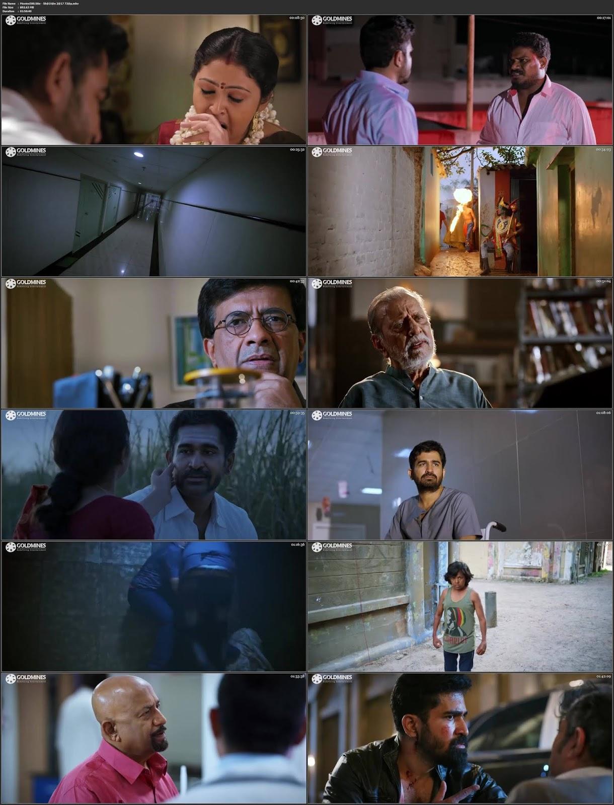 Shaitan 2018 Hindi Dubbed Movie HDRip 720p ESubs