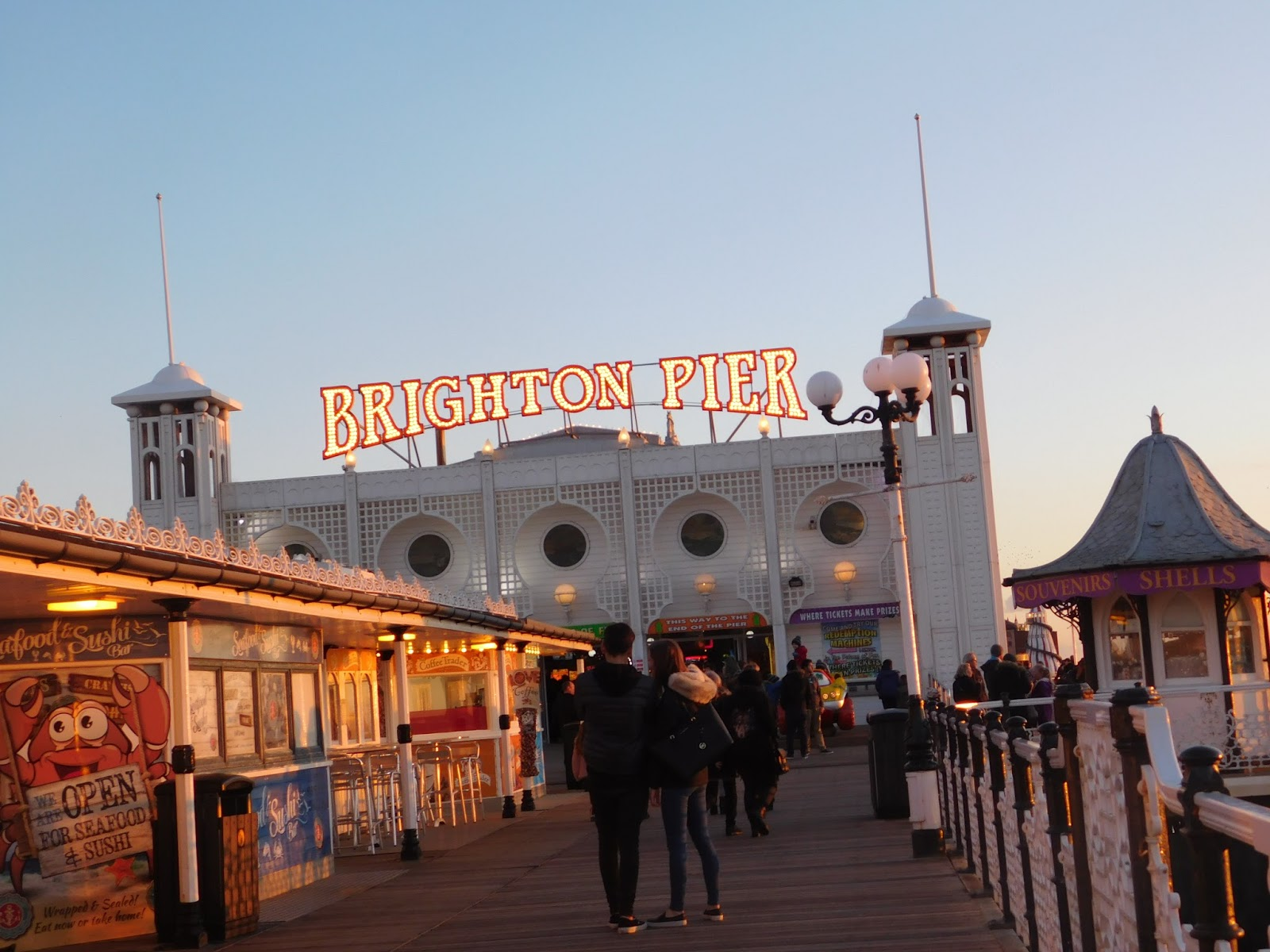 Brighton, What To Do in Brighton, Brighton Beach, Brighton Pier, Brighton Shops, Brighton GBK, Brighton Sunsets