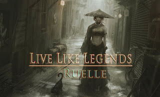 ♪ Live Like Legends ♪ Ruelle ♪ Speed 1.25