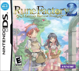 Download Rune Factory 2 A Fantasy Harvest Moon DS ROM