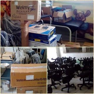 Prefeito de Picuí entregou novos equipamentos para Unidades de Saúde nesta segunda (13)