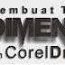 Tutorial CorelDraw untuk Pemula - Membuat Teks 3 Dimensi Keren
