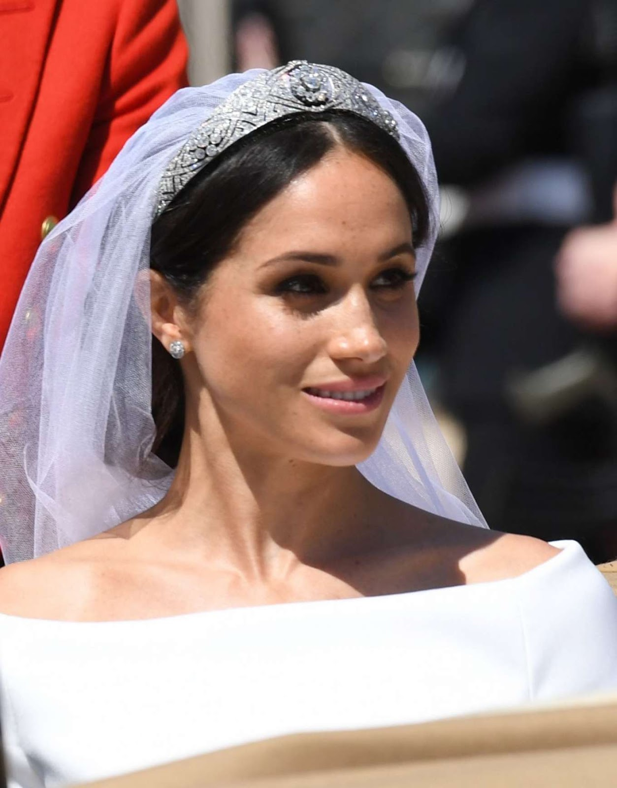 Подборка фото из свадьбы Меган Маркл и принца Гарри.
