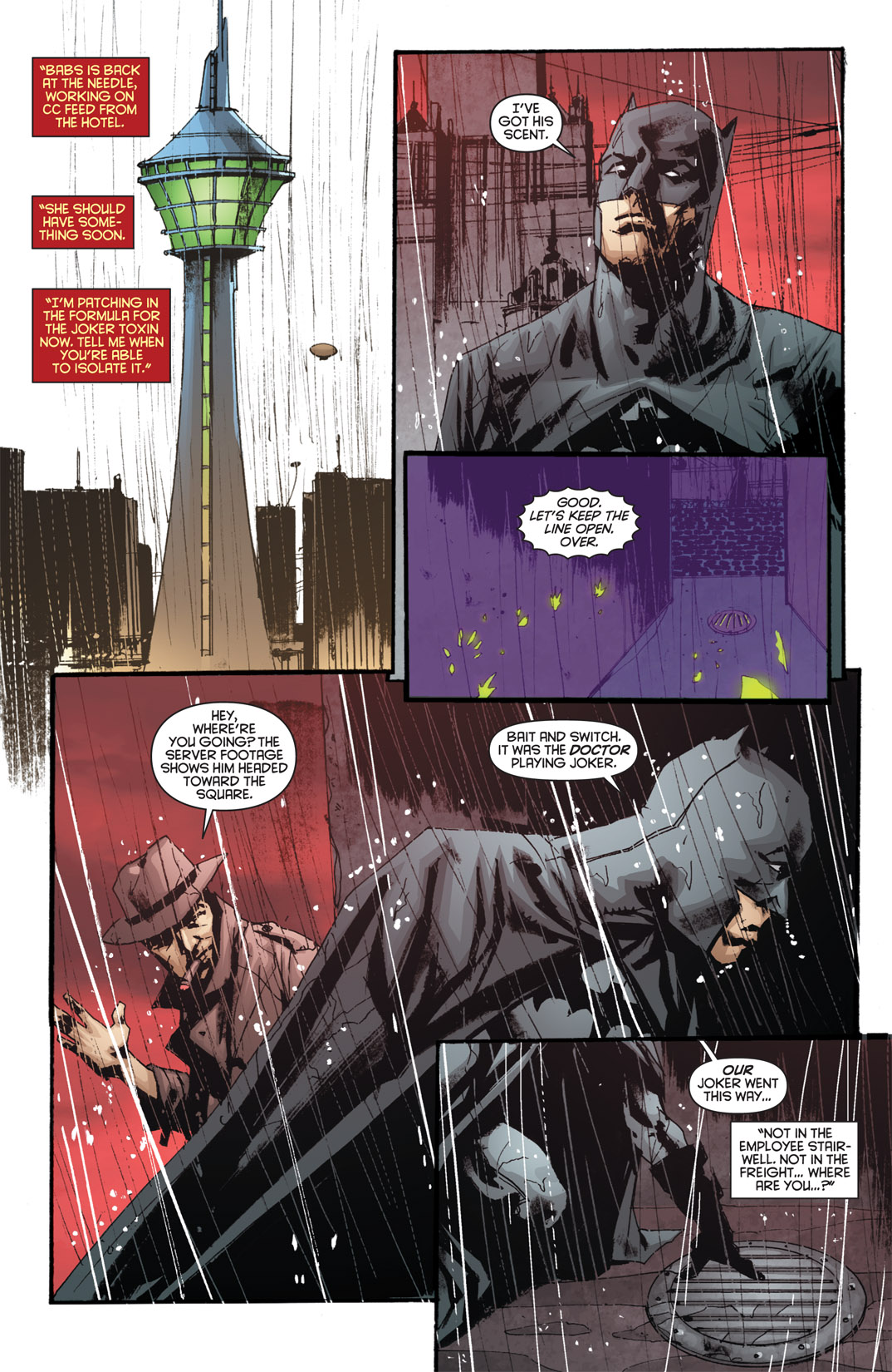 Detective Comics (1937) 880 Page 9