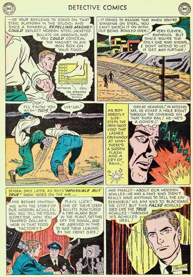 Read online Detective Comics (1937) comic -  Issue #174 - 32