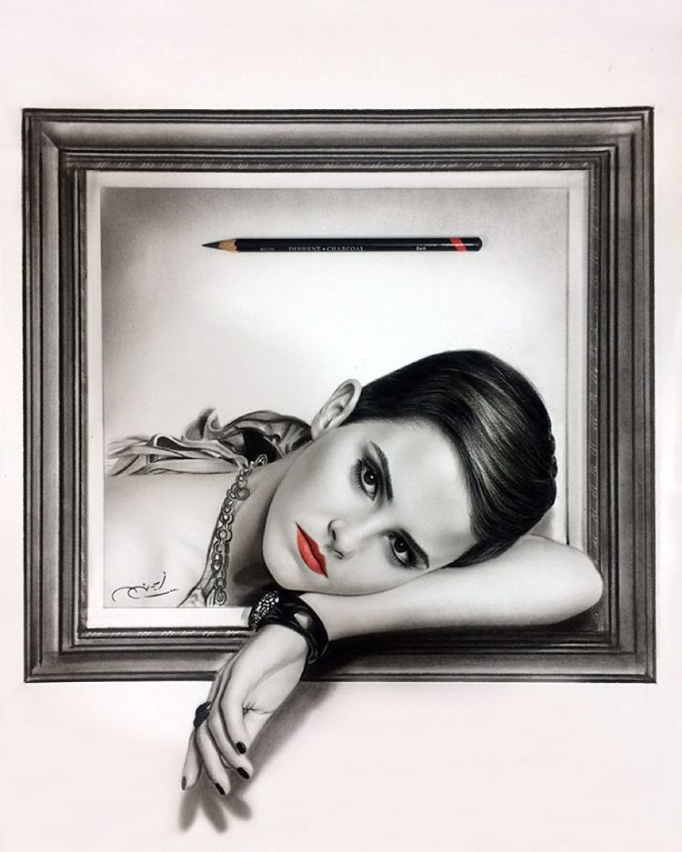 19-Framed-aymanarts-Realistic-Drawings-of-Celebrities-and-Other-www-designstack-co