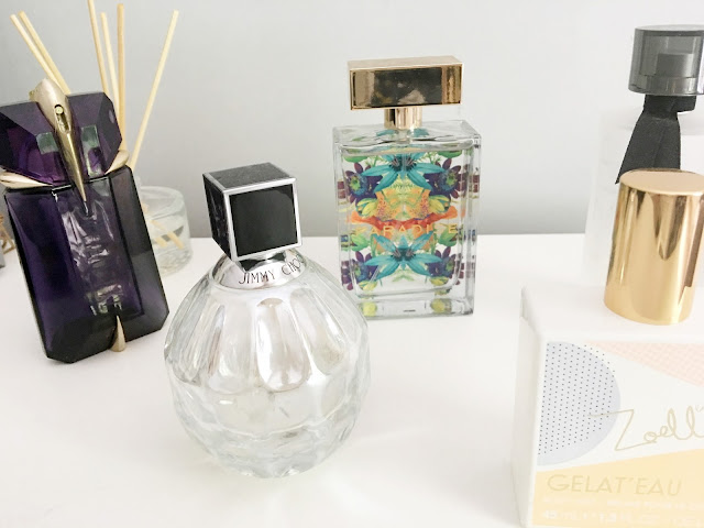 2017 perfume collection