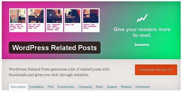 WordPress Related Post Plugin