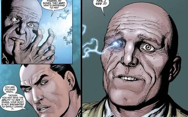 kekuatan Dr. Sivana, Musuh Shazam (Captain Marvel) di Film Solonya