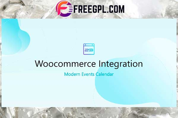 WooCommerce Add-on for Modern Events Calendar (MEC) Free Download
