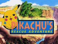 Pikachu al rescate
