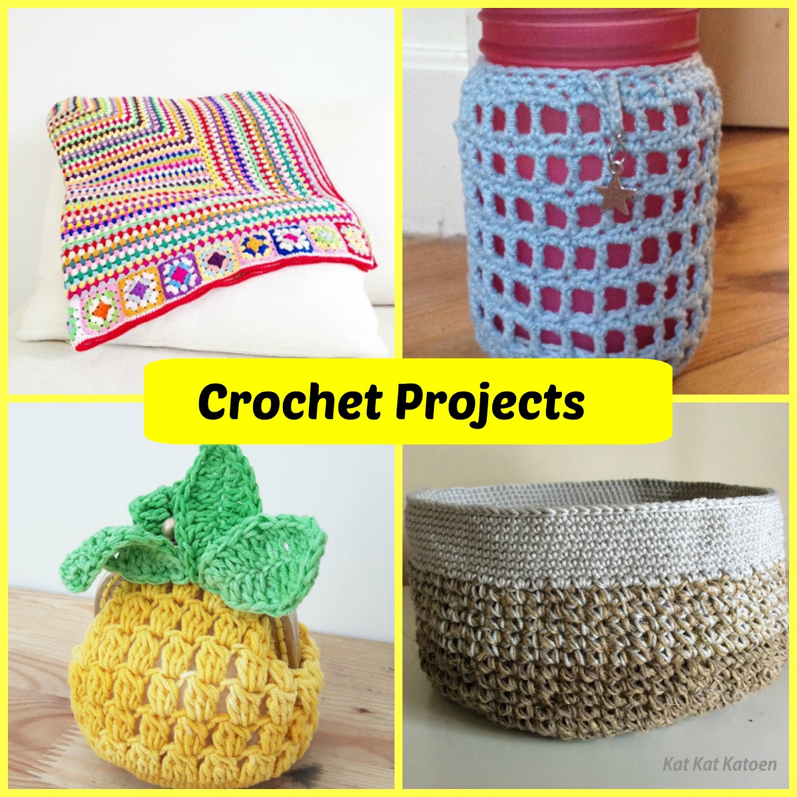 Crocheting Uses : ... Success: Saturday Spotlight - Use What Youve Got and Crochet Projects