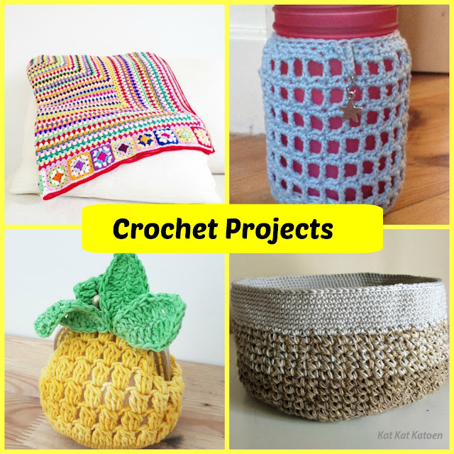 ... Success: Saturday Spotlight - Use What Youve Got and Crochet Projects