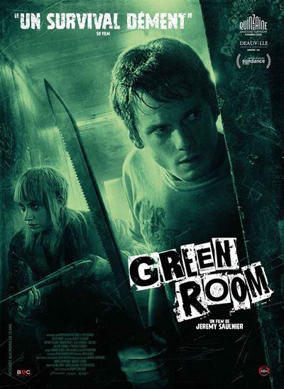 Green Room [2015] [DVDR] [NTSC] [Latino]