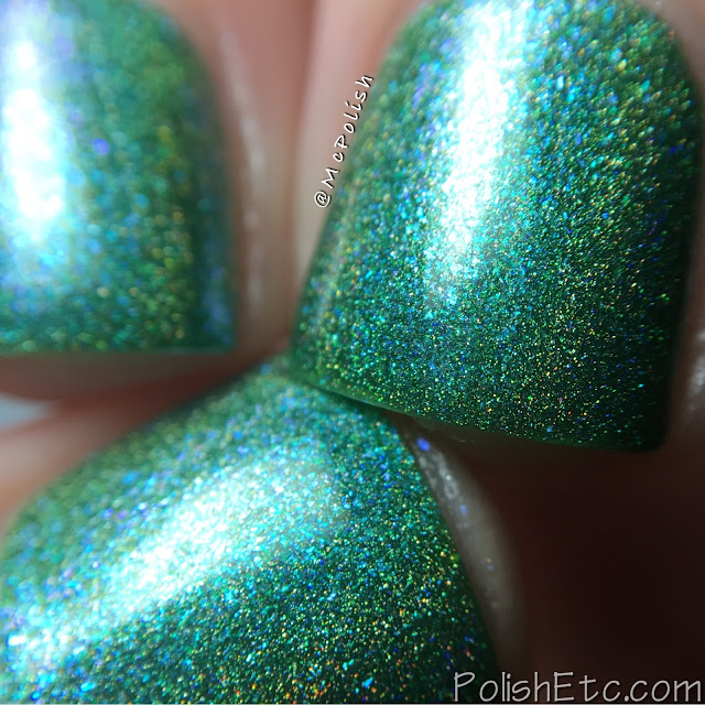 KBShimmer - Winter 2016 Collection - McPolish - Holy Kale