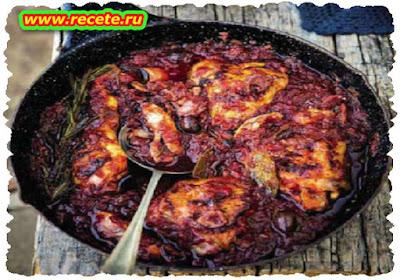 Italian chicken pot