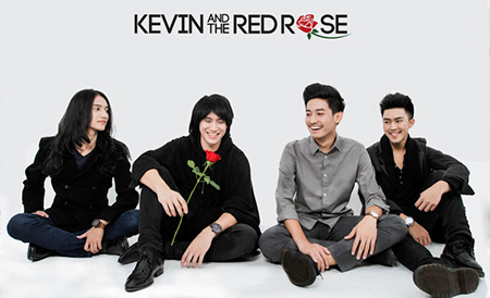 Kevin And The Red Rose - Terkunci Untukmu