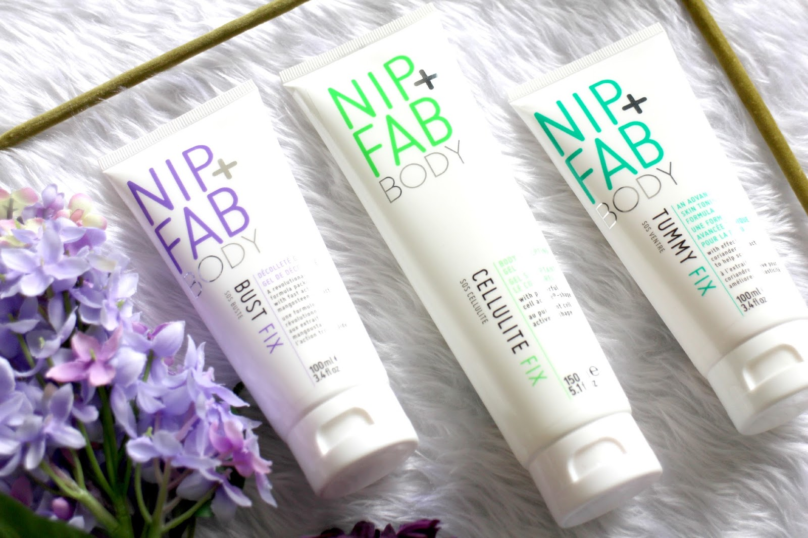 Nip + Fab Bust Cellulite Tummy Fix