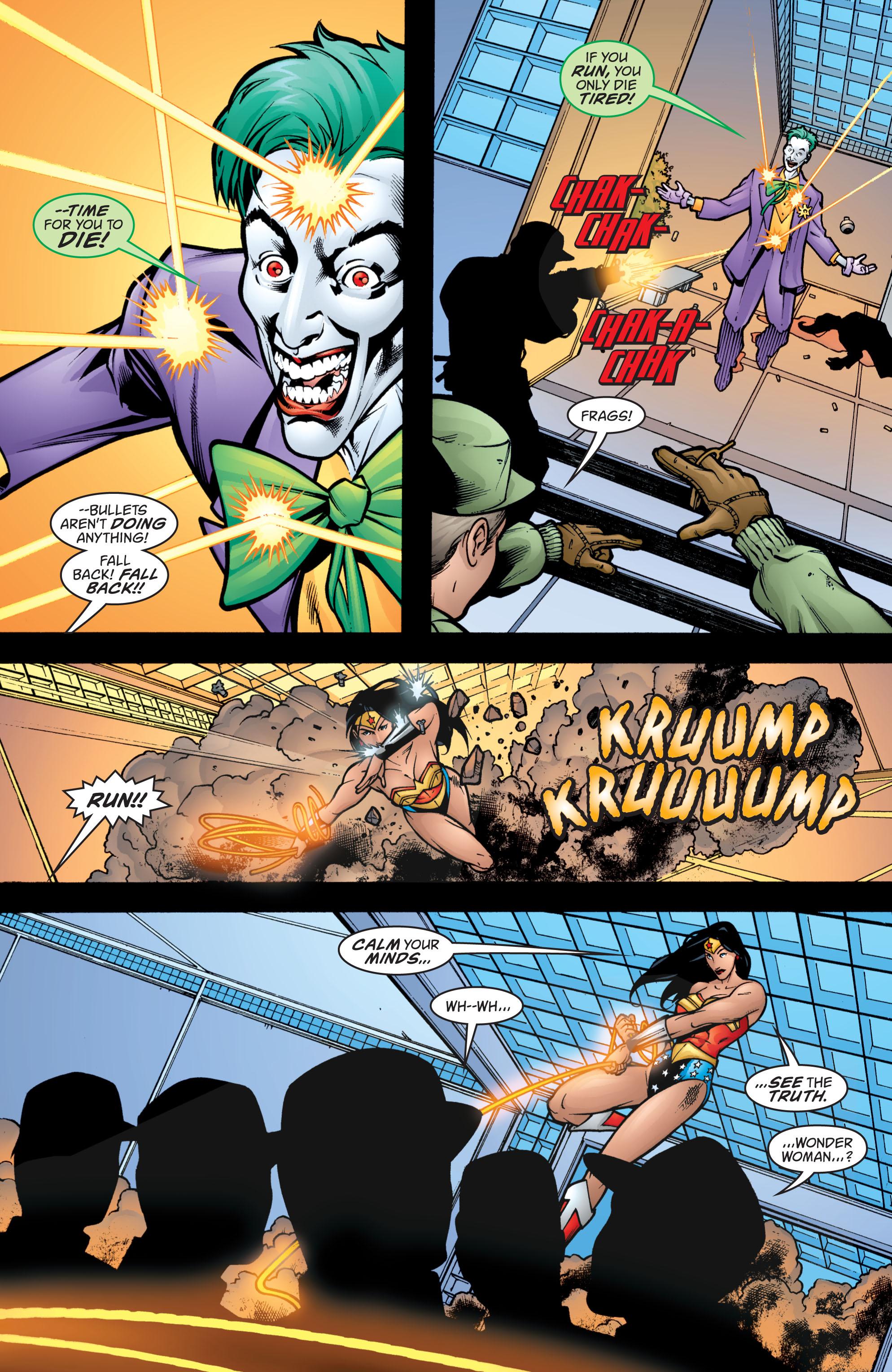 Read online Wonder Woman (1987) comic -  Issue #205 - 17