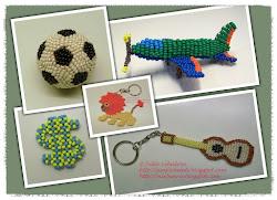Подарки из бисера для мужчин к 23 февраля